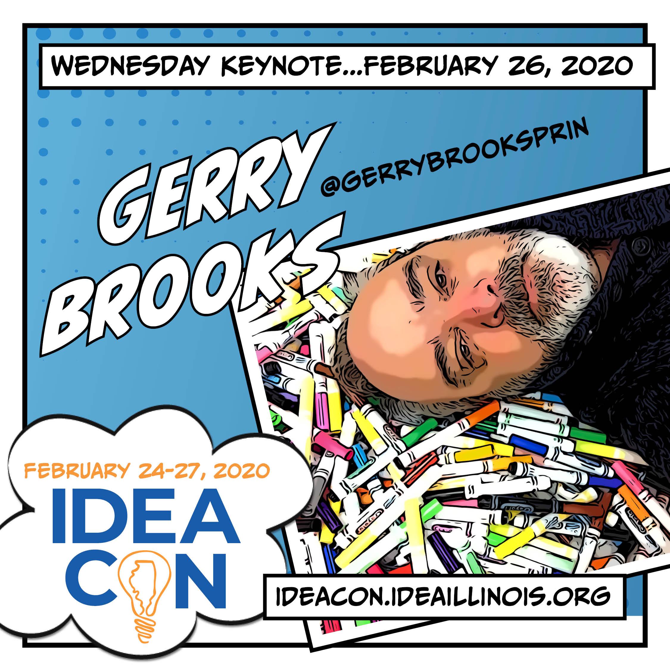 Wednesday Keynote Speaker