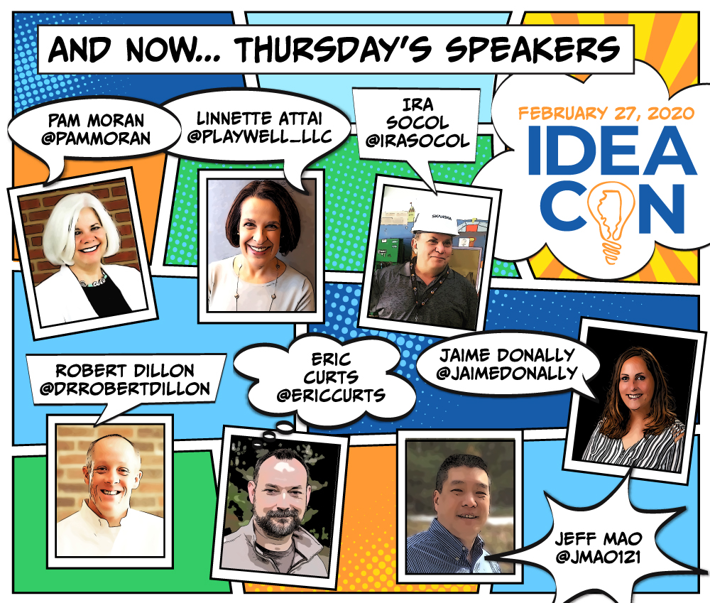 Thursday Featured Speakers